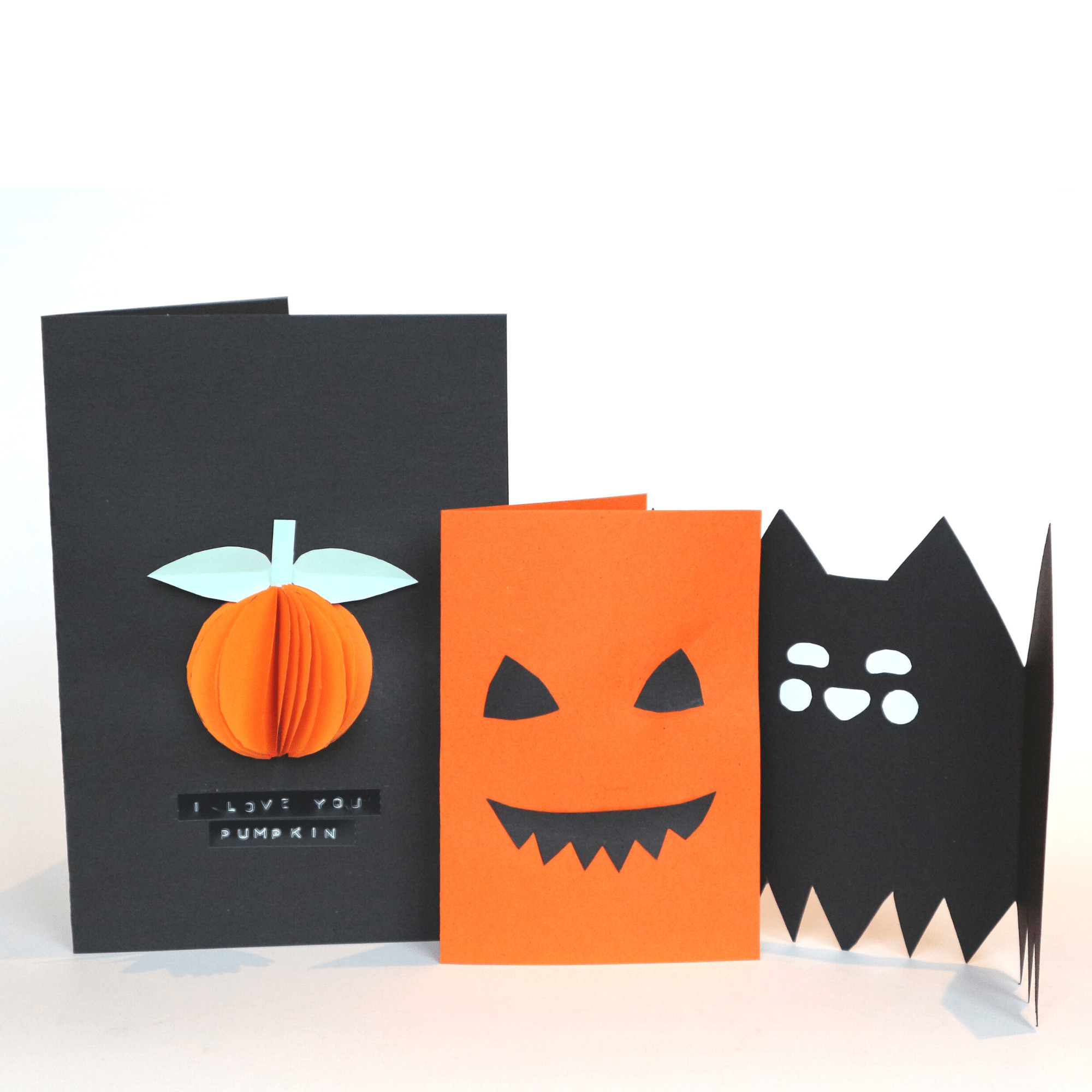 Halloween Cards Cover
