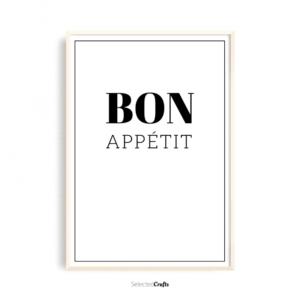Bon Appetit White