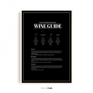 Wine Guide Black