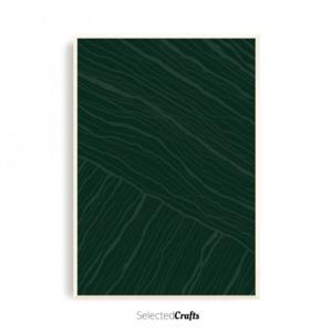 Dark Green Print 1